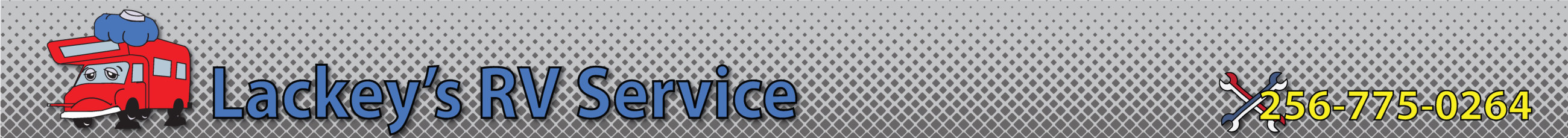 Lackeys RV Service Logo